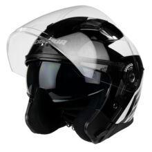 Cassida Jet Tech Corso Nyitott Bukósisak Napszemüveggel