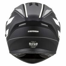 Cassida Integral 3.0 RoxoR Zárt Bukósisak Napszemüveggel, Pinlock előkészítéssel + Ajándék sötétített plexi