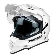 NOX N312 Cross Bukósisak Felnyitható plexivel és Napszemüveggel
