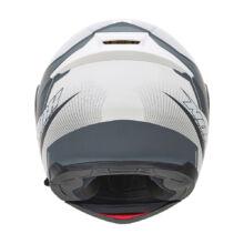 Nox N965 Score Fehér Felnyitható Bukósisak Napszemüveggel + Ajándék Pinlock lencse