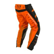 Fly Racing - Kinetic K120 motoros nadrág (Narancs - fekete)