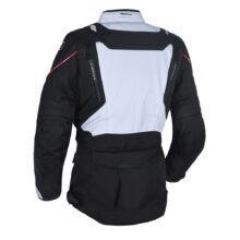 Oxford - Montreal 3.0 motoros kabát (Fekete - fehér)