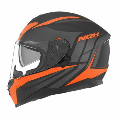 Nox N302 Shape Zárt Bukósisak Napszemüveggel + Pinlock