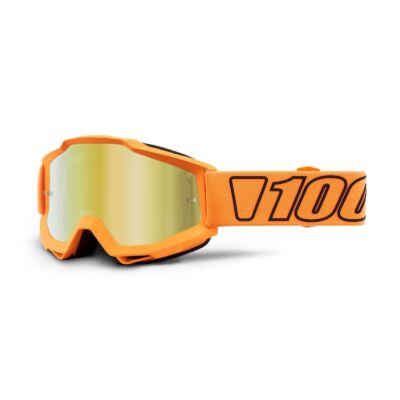 100% - Accuri Luminari Cross Szemüveg - Tükrös plexivel