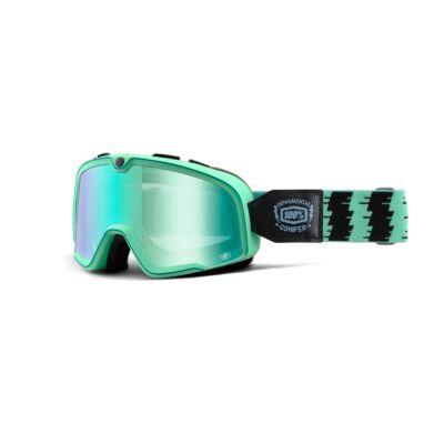 100% - Barstow Classic Cross Szemüveg - Zöld