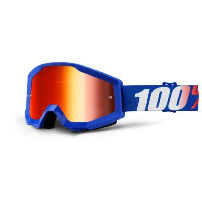 100% - Strata Nation Szemüveg - Tükrös plexivel