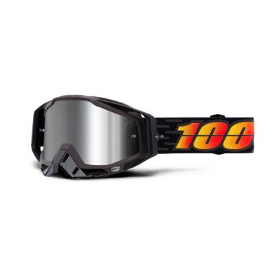 100% - Racecraft Plus Costume Szemüveg - Tükrös plexivel