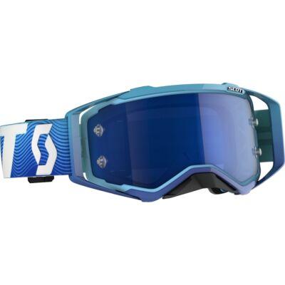 Scott - Prospect (Kék - fehér, kék króm plexi)