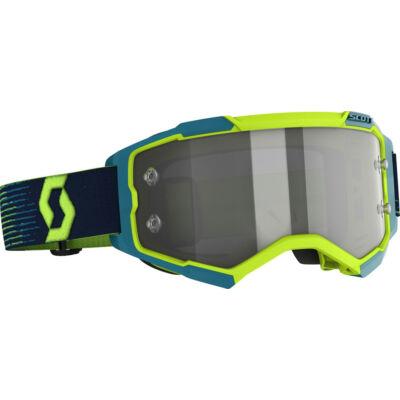 Scott - Fury (Neon sárga - kék)