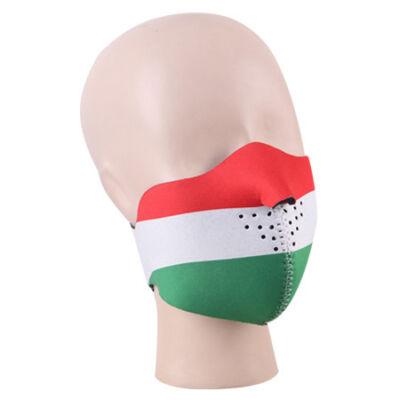 Maszk - Magyar zászlós
