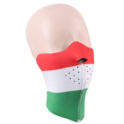 Magyar zászlós (Hosszú) szájmaszk