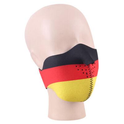 Német zászlós Maszk