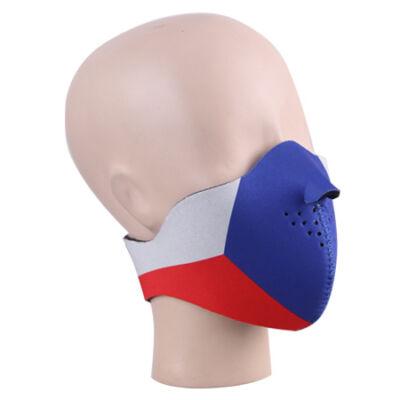 Maszk - Cseh zászlós