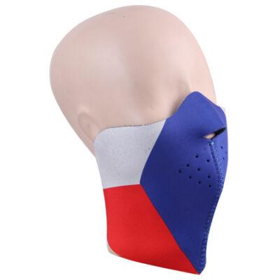 Maszk - Cseh zászlós (Hosszú)