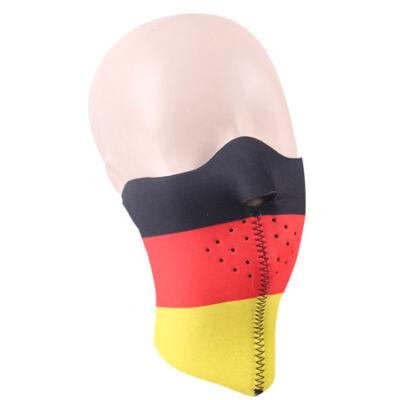 Maszk - Német zászlós (Hosszú)