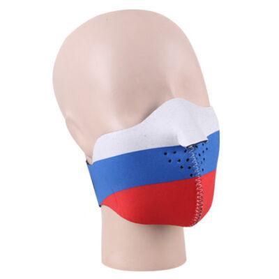 Maszk - Orosz zászlós