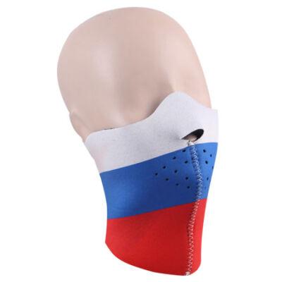 Orosz zászlós (Hosszú) Maszk