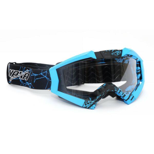 Naxa G3-F Cross Szemüveg (Kék - Fekete)