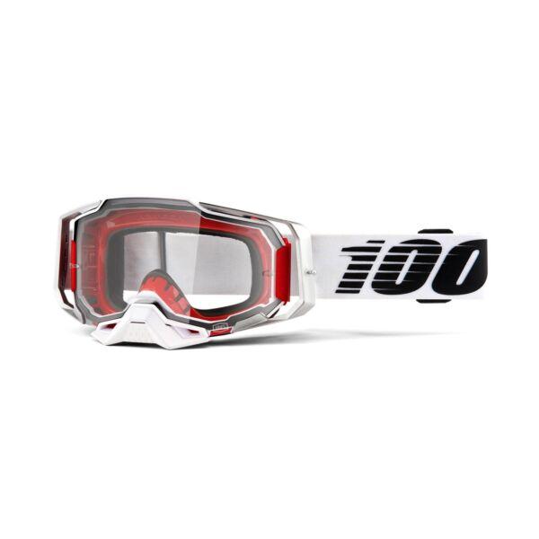 100% - Armega Lightsaber Cross Szemüveg - Átlátszó plexivel
