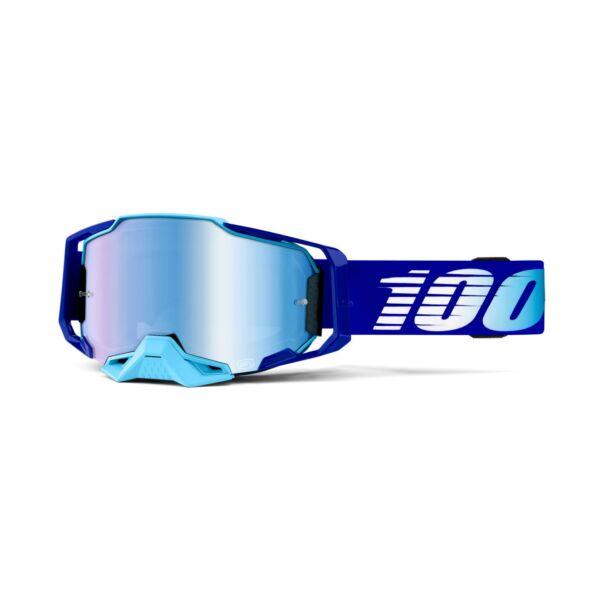 100% - Armega Royal Szemüveg - Kék króm plexivel