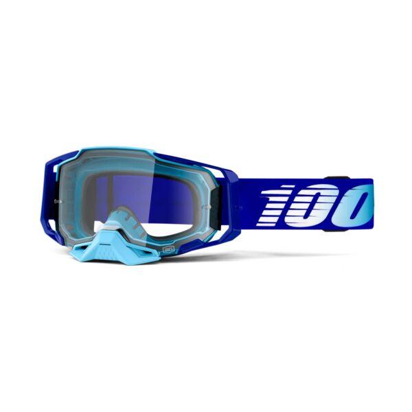 100% - Armega Royal Szemüveg - Átlátszó plexivel