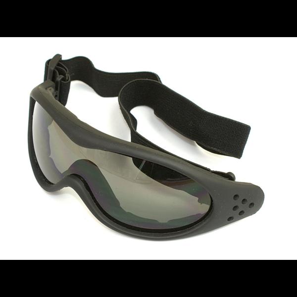 FJ-023 Cross szemüveg (Átlátszó plexivel)