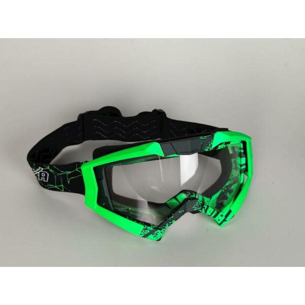 Naxa G3-H Cross Szemüveg (Zöld - Fekete)