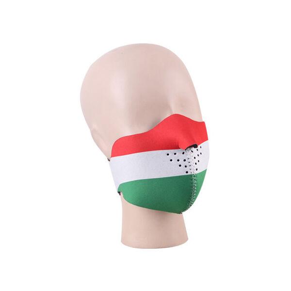 Magyar zászlós szájmaszk