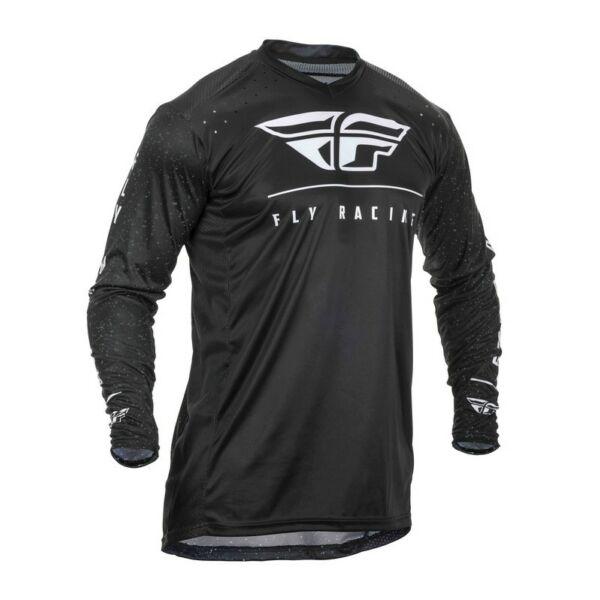 Fly Racing - Lite motoros mez (Fekete - fehér)
