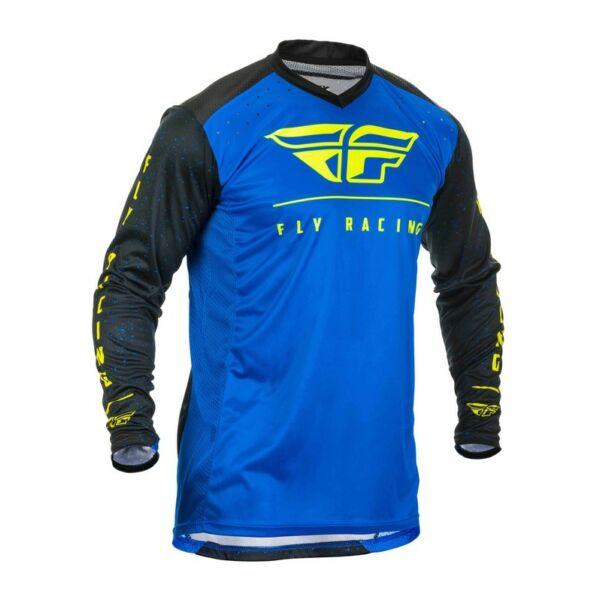 Fly Racing - Lite motoros mez (Kék - fekete)