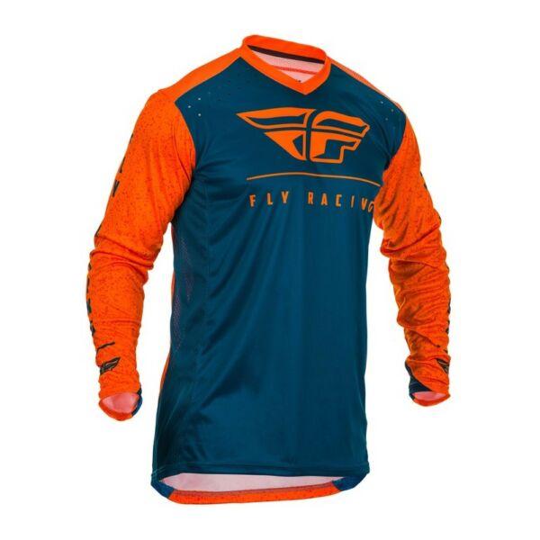 Fly Racing - Lite motoros mez (Kék - narancs)