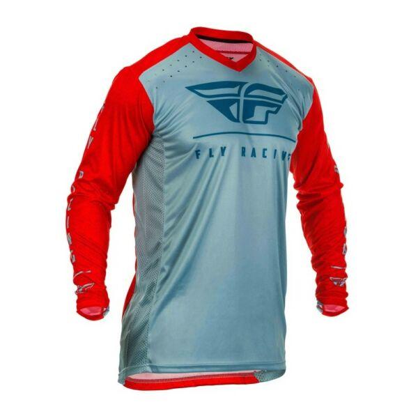 Fly Racing - Lite motoros mez (Piros - kék)