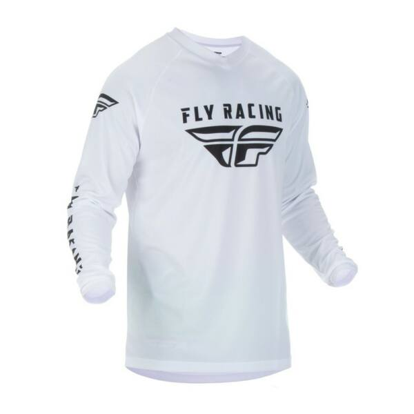 Fly Racing - Universal motoros mez (Fehér)