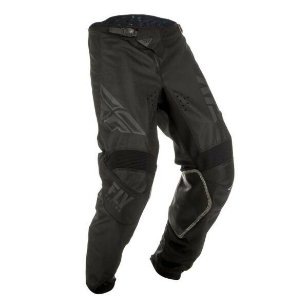 Fly Racing - Kinetic Shield motoros nadrág (Fekete)