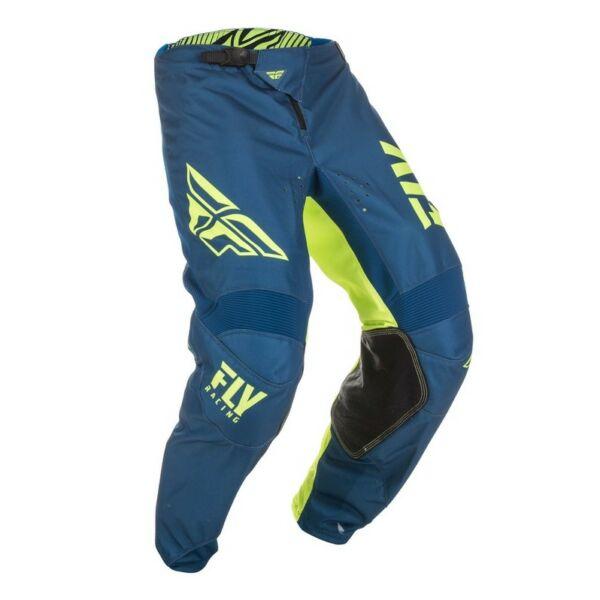 Fly Racing - Kinetic Shield motoros nadrág (Kék)