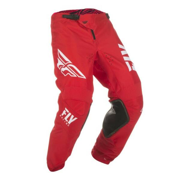 Fly Racing - Kinetic Shield motoros nadrág (Piros)