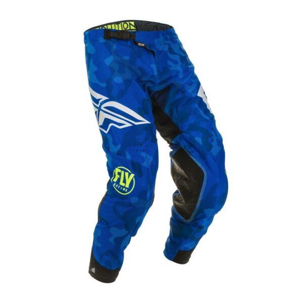 Fly Racing - Lite nadrág (Kék - fekete)
