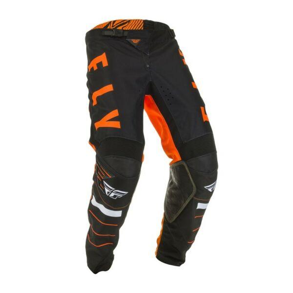 Fly Racing - Kinetic K120 nadrág (Narancs - fekete)