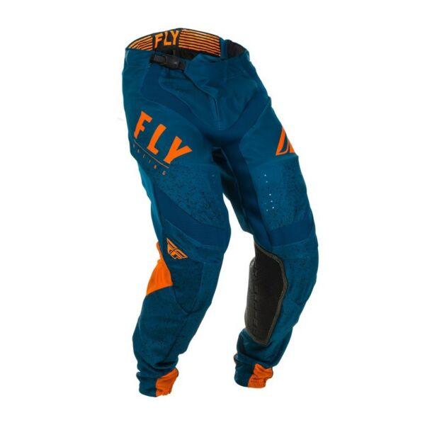 Fly Racing - Lite motoros nadrág (Kék - narancs)