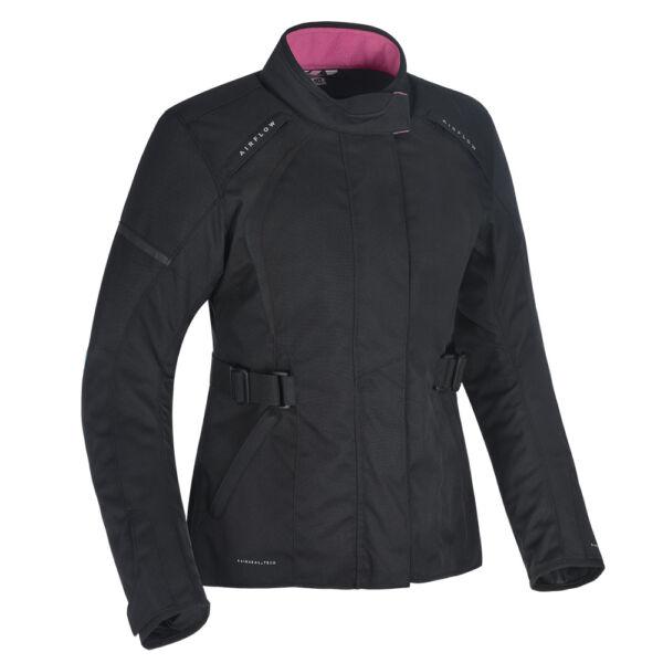 Oxford - Dakota 2.0 motoros kabát (Fekete)