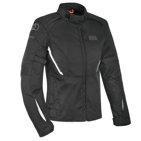 Oxford - Iota 1.0 WS Air kabát (Fekete - fehér)