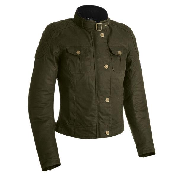 Oxford - Holwell motoros kabát (Sötétzöld)