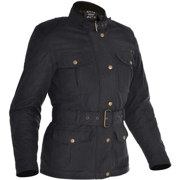 Oxford - Bradwell kabát (Fekete)