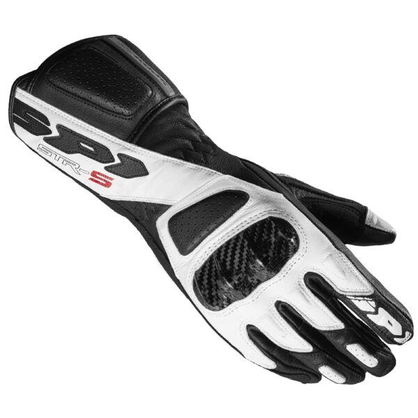 Spidi - Str5 Lady motoros kesztyű (Fekete - fehér)