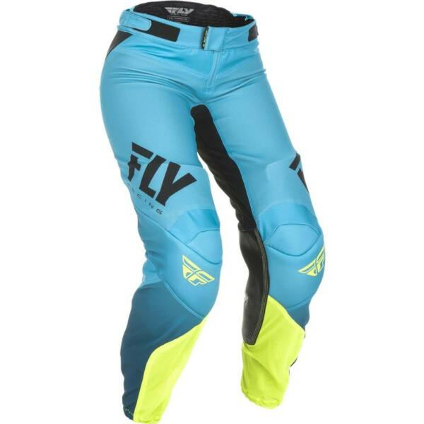 Fly Racing - Lite motoros nadrág (Kék - sárga)