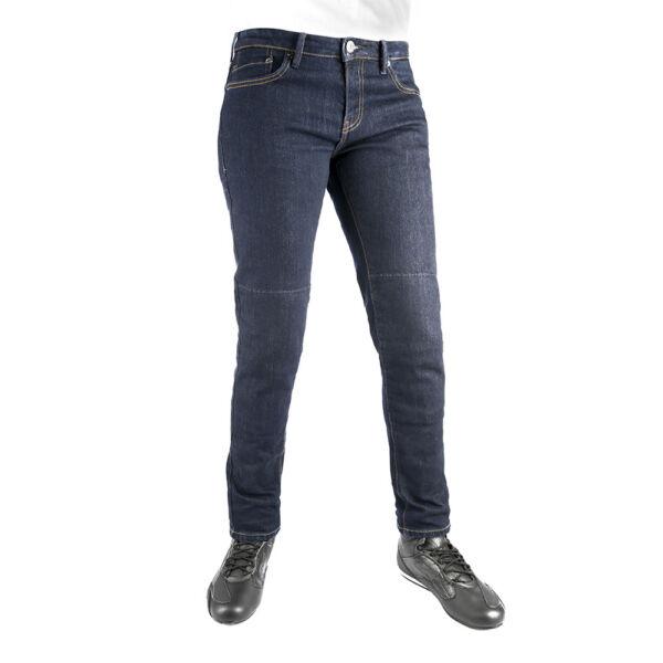 Oxford - Original Approved Jeans slim fit motoros nadrág (Sötéték)