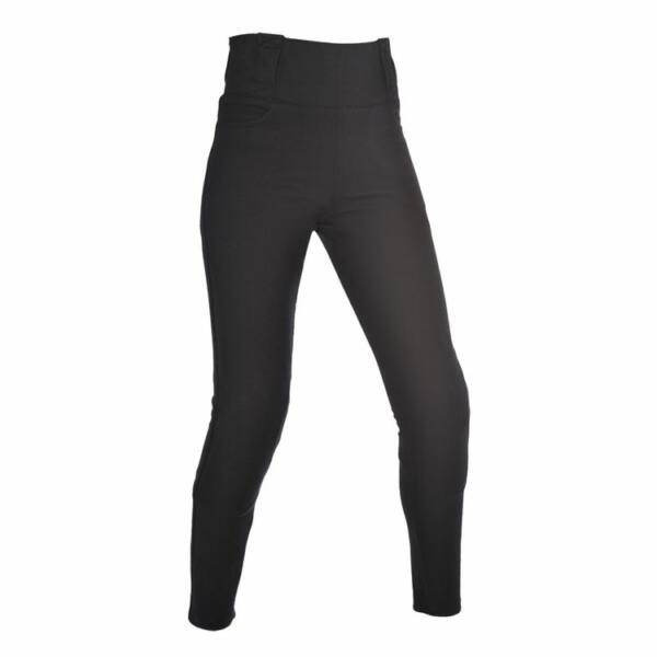 Oxford - Super Leggings motoros nadrág (Fekete, rövid)